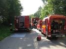 Gefahrgutübung 28.08.2011