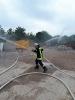 Übung 8. Feuerwehrereitschaft in Kossau 15.06.2019